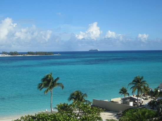 Sandals Royal Bahamian Spa Resort & Offshore Island: View from Private Balcony
