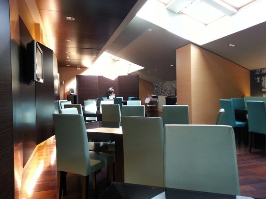 UNA Hotel Napoli: Sala ristorante