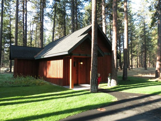 Five Pine Lodge & Spa: Cottage
