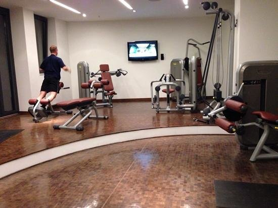 andel's by Vienna House Berlin: Gym