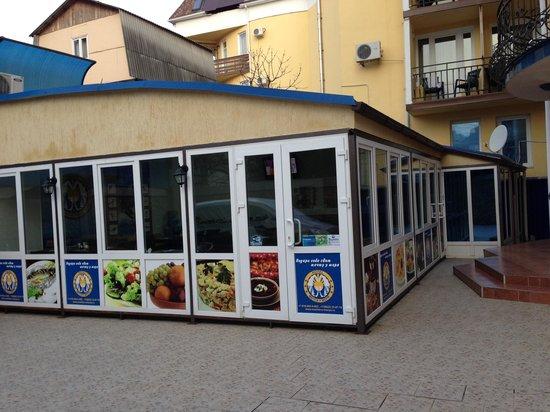 Mechta u Morya: Здесь накрывают завтраки