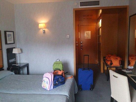 Hotel Macia Real de la Alhambra: Habitación