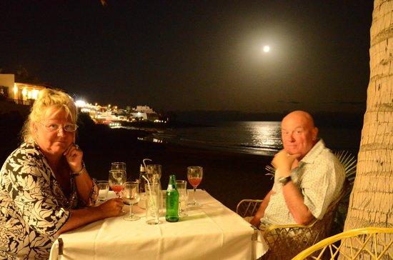 Restaurante Terraza Playa: Location..........