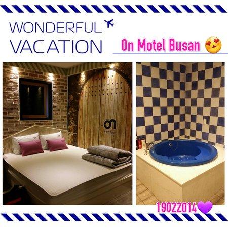 Haeundae On Motel : Room interior