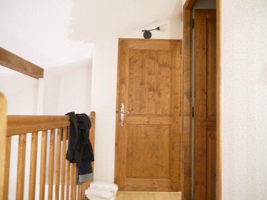 Lagrange Prestige Residence les Fermes de Samoens: mezzanine