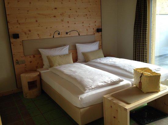 Fleurs de Zermatt : Deluxe room