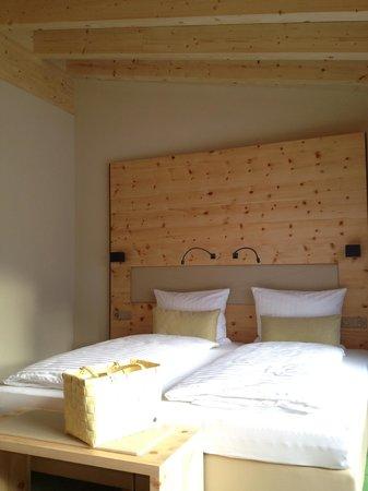 Fleurs de Zermatt: Deluxe room