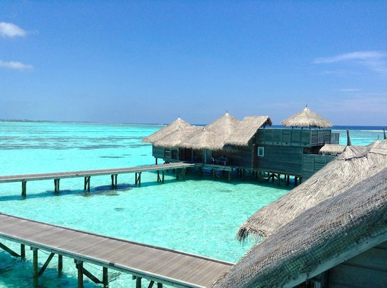 Gili Lankanfushi Maldives : VILLA DEPUIS JETTY