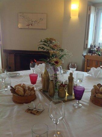 Pousada de Ourem - Fatima Historic Hotel : table setting