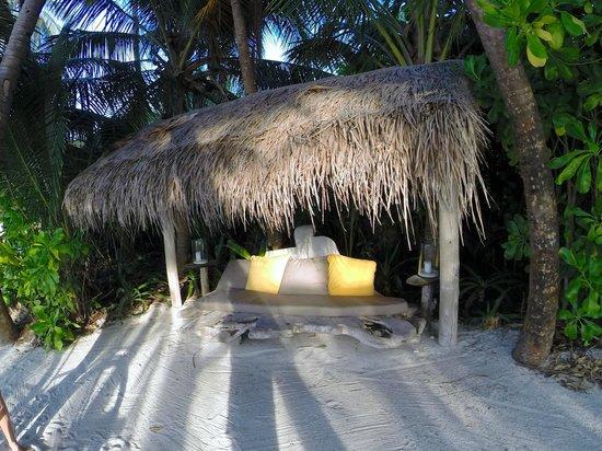 Gili Lankanfushi Maldives : REPOS PLAGE