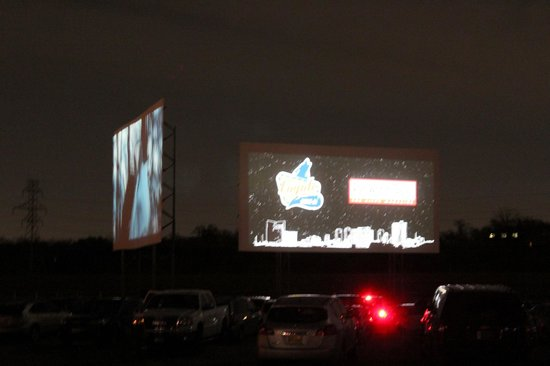 Coyote Drive-In: Coyote Drive In - The Other Two Screens