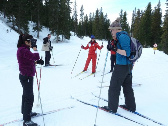 Mountain Adventure Camps: Nordic Skiing