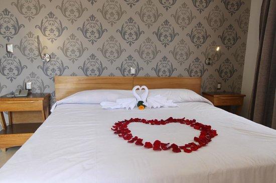 Hotel San Diego: decoración para aniversarios o motivos especiales