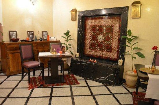Riad Al Ralia : Aufenthaltsbereich