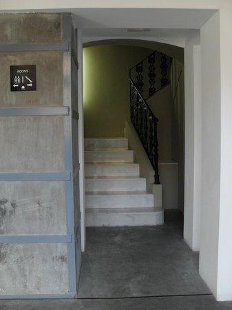 Cosy Rooms Bolsería: Ingresso