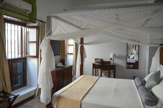 Kisiwa House: my room