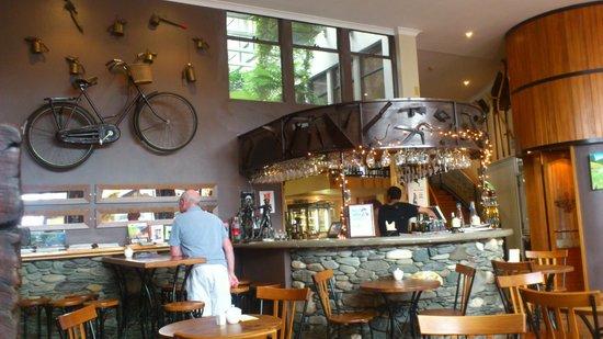 Cafe Affair of Nelson: restaurant