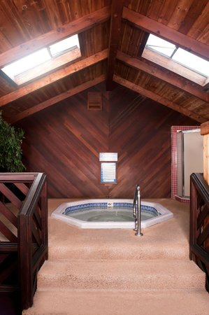 Lone Oak Lodge: Spa Room