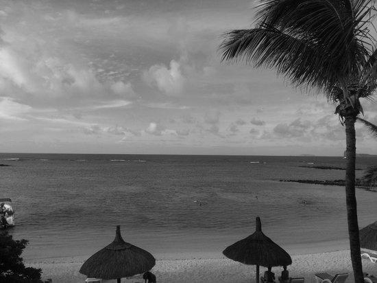 Canonnier Beachcomber Golf Resort & Spa: vue hotel