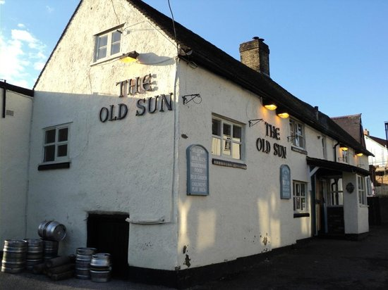 The Old Sun Harlington