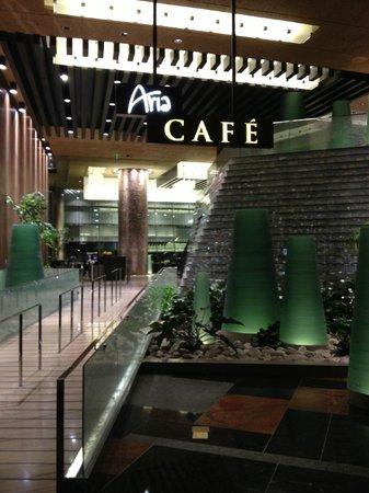 Cafe von außen - Picture of ARIA Cafe, Las Vegas - Tripadvisor