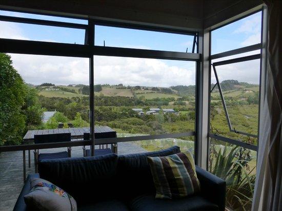 Riverside Matakana: View from Living Room