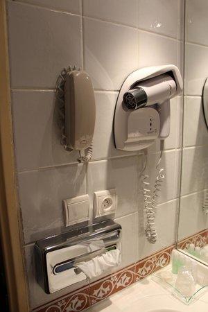 La Villa Alessandra: Bathroom