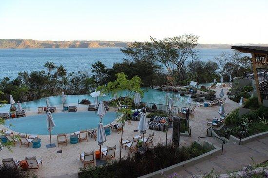 Andaz Costa Rica Resort At Peninsula Papagayo: View of the main pool.