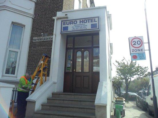 Euro Hotel Hammersmith: hotel