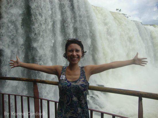 Iguazu Falls: Cataratas Brasil