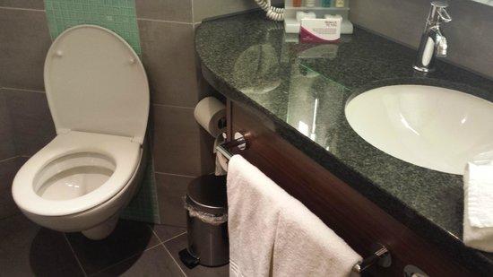 Crowne Plaza Amsterdam City Centre: Bathroom