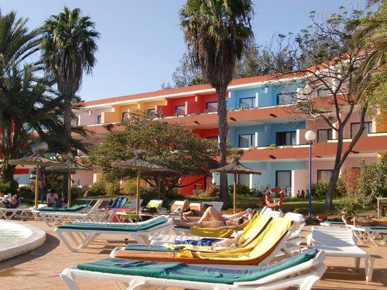 Hotel SBH Fuerteventura Playa: scorcio dell'hotel