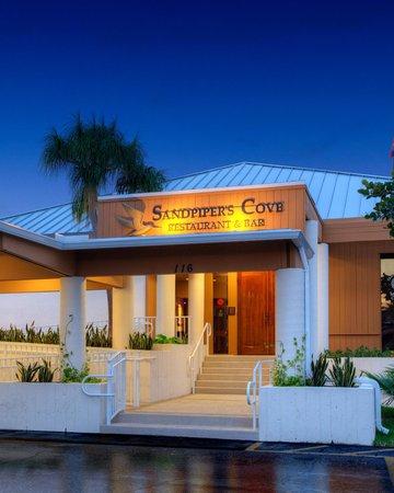 Sandpiper S Cove Restaurant Bar Sandpipers