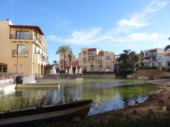 PortAventura Hotel PortAventura: Hotelanlage