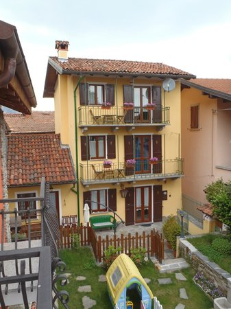 Campino: Another part of the B&B
