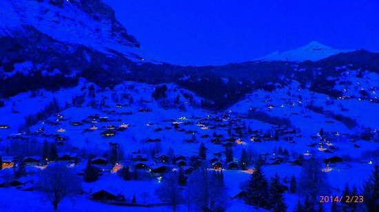 Jungfrau Lodge Swiss Mountain Hotel : yakei