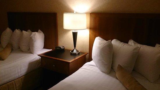 BEST WESTERN PLUS Langley Inn: Sleeping area