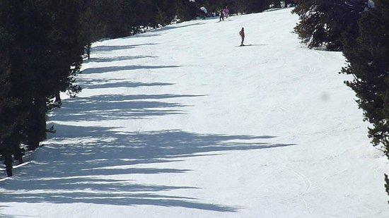 Mona Lisa le Clos des Fontaneilles : les angles ski resort