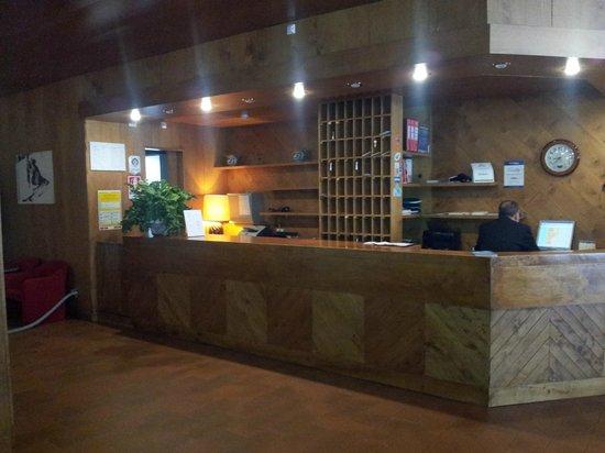 Residence Boscolungo: Reception