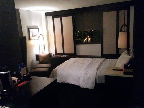 Hotel Renew: Notre chambre