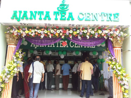 Ajanta Tea Centre
