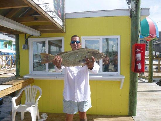Hoss Fly Charter Fishing