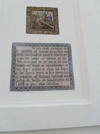Iglesia del Salvador: de keramische plateaus