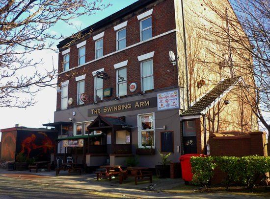 The Swinging Arm Birkenhead