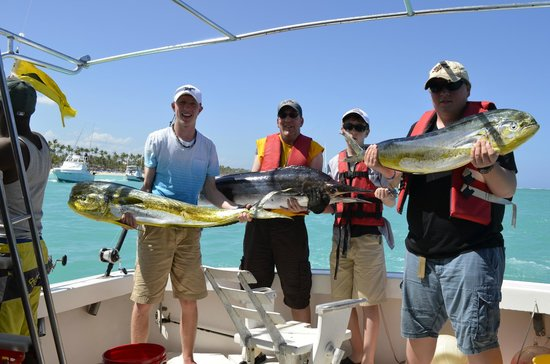 Picture of punta cana fishing charters punta cana for Punta cana fishing charters