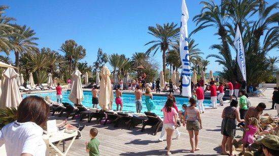 Club Med Djerba la Douce : Jeux piscine
