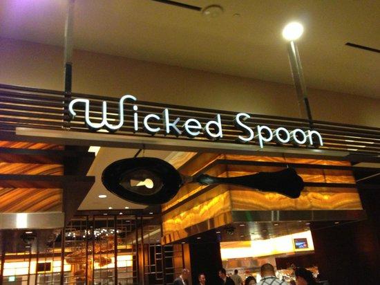 Wicked Spoon: Buffet