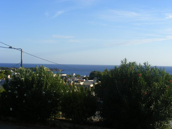 Marianthi Studios & Apartments: View from patio