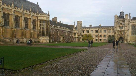Trinity College: Trinity Court