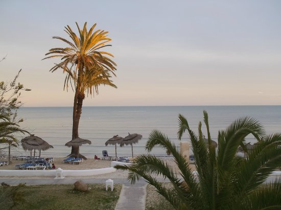 Club Med Djerba la Douce : Coucher de soleil